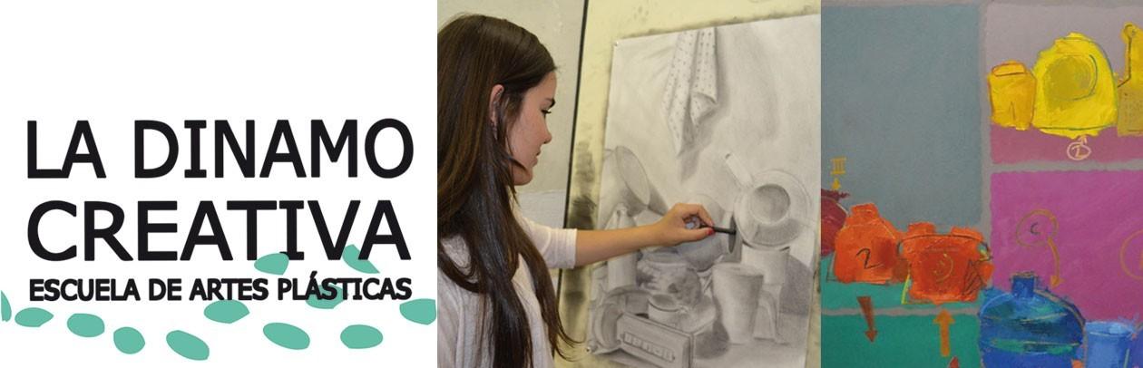 Academia de dibujo y pintura LA DINAMO CREATIVA